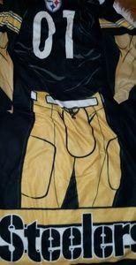 Pittsburgh Steelers snug blanket